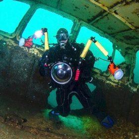 Fotografia Submarina - Buceo Algarrobo