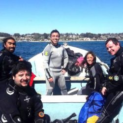 Open Water Buceo Algarrobo