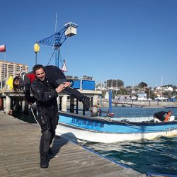 Buceo Algarrobo Chile Rescue Diver 2