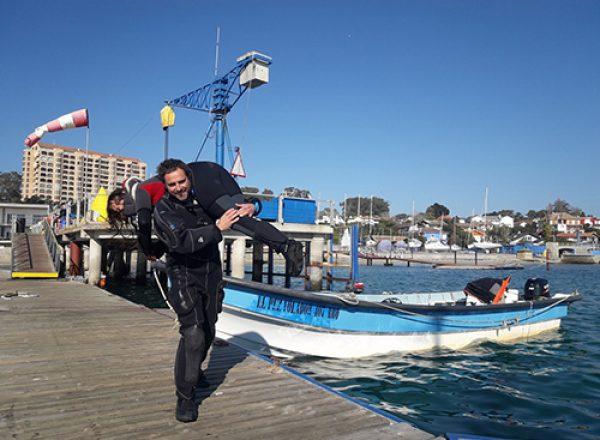 Buceo Algarrobo Chile Rescue Diver 2