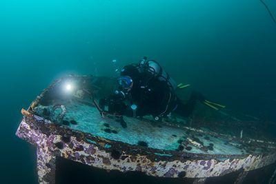 Video Submarino-Buceo Algarrobo